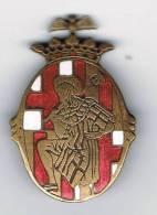PINS, Pin Barcelona 1929, Exposicion Internacional. - Villes