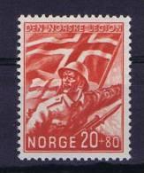 Norway: 1941, Mi 236, MH/*