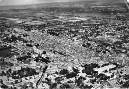 Cpsm VILLEFRANCHE SUR SAONE En 1955, Vue Aérienne  (16.24) - Villefranche-sur-Saone