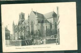 Cerizay ( Deux Sèvres ) - Façade Latérale Est De L'église   Uv48 - Cerizay