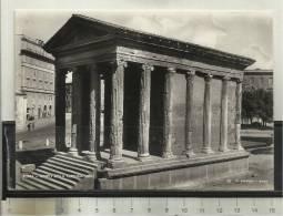 Tempio Di Portuno O Tempio Della Fortuna Virile 1954 - Plaatsen & Squares