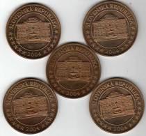 Médaille : Slovenska Republika (République Slovaquie) 2004 - Other