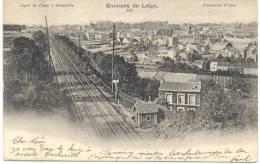 ENVIRONS DE LIEGE (4430) Panorama D´ Ans - Ans