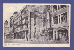 OSTENDE -OOSTENDE 1940 -zeedijk-  Non Circulée -edit:de Meester - Nels -(scan Recto-verso) - Oostende