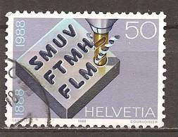 SCHWEIZ - MI.NR. 1377 O - Suisse