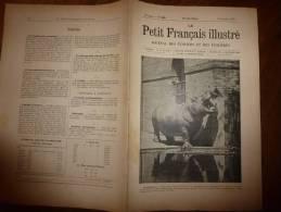 1897 Le Petit Français Illustré : La Belle Et Inivrante Aventure Des Parfums De GRASSE (Alpes Maritimes;L´arbre à BEURRE - Journaux - Quotidiens