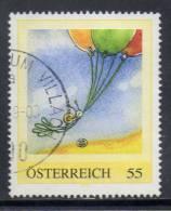 Oostenrijk, Persoonlijke Zegel, Gestempeld, Zie Scan - Autriche