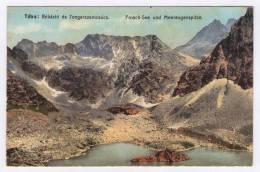 Postcard - Tatra      (9845) - Slovacchia