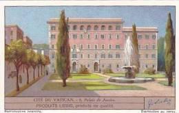 Liebig Vintage Trade Card S1310 The Vatican No 5 Palais de Justi