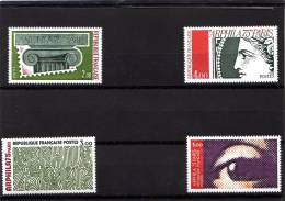 1975 - Arphila 75 Paris - N° 1830 à 1833 - Nuovi