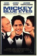 VHS Video  -  Mickey Blue Eyes  -  Romantische Komödie , Widerstand Zwecklos , Von 2000 - Video Tapes (VHS)