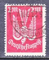 German C 9  (o) - Airmail
