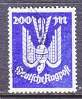German C 19   (o) - Airmail