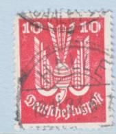 German C 21   (o) - Airmail