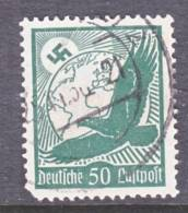 German C 52   (o) - Airmail