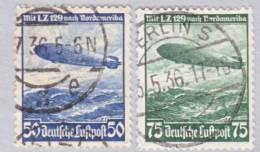 German C 57-8   (o) - Airmail