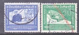 German C 59-60   (o) - Airmail