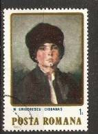 Romania 1984  Paintings: The Little Sheperd  (o)  N. Grigorescu - 1948-.... Republics