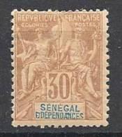 SENEGAL TYPE GROUPE  N� 16  NEUF*
