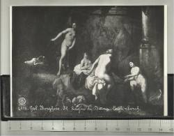 Il Bagno Di Diana Abraham Von Cuylenborch Galleria Borghese 1955 - Musea