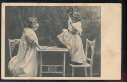 A La Tour St . Jacques -- Grands Magasins D'Habillement --- Enfants - Pubblicitari