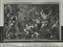 Pietro Da Cortona Il Ratto Delle Sabine Pinacoteca Capitolina 1954 - Musea