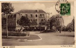 DPT 56 LORIENT La Place A. Briand - Lorient