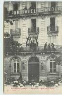DIJON  -  Hôtel De La Cloche, Les Officiers Etrangers. - Dijon