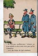 Comique Militaire - Humour