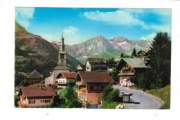 Suisse // Valais // Val D'Illiez - VS Valais