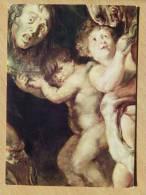 Rubens  / Perseus And Andromeda Cupids  Frg  / Hermitage Museum - Paintings