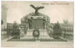 VINCHIATURO ( CAMPOBASSO )  -MONUMENTO AI CADUTI - 1929 - Campobasso