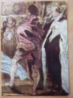 Rubens Coronation Marie De Medici  Fr  / Russian Postcard - Paintings