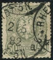 Pays :  22,2 (Allemagne : Empire)    Yvert Et Tellier N°:  41 (o) - Allemagne