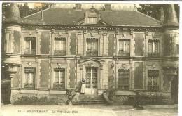 BOUFFEMONT  -  Le Pré-sous-Ville - Bouffémont