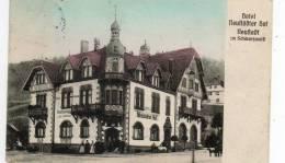 Allemagne        NEUSTADT    Hôtel Neuftädter Hof - Neustadt Am Rübenberge