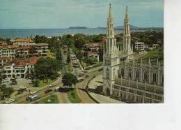 AVENIDA FEDERICO BOYD TEMPLO DE LOS PADRES CARMELITAS    OHL - Panama