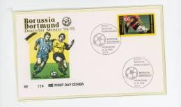 USA-1994-Coupe Du Monde De Football-Allemagne-FDC - World Cup