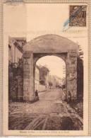 78 - Mesnil Le Roi - La Porte Et L'hôtel De La Forêt - Edit : ARNOU - Autres Communes