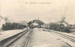Moulins : La Gare (interieur) - Moulins