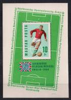 HUNGRIA, YVERT HB 59**, DEPORTES, FÚTBOL, CAMPEONATOS MUNDIALES INGLATERRA 1966 - 1966 – Engeland