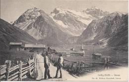 Sertig Dörfli-Davos - GR Grisons