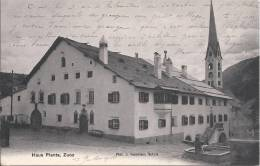 Zuoz Haus Planta - GR Grisons
