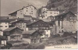 Dorfpartie In Splügen - GR Grisons