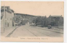 13 --- SEPTEMES   HAMEAU NOTRE DAME  Route D'Aix, Blache édit - France