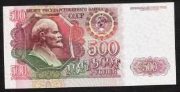 RUSSIA   P249   500  RUBLES    1992    UNC. - Russie