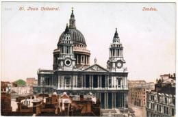 London, St Pauls Cathedral (pk11799) - St. Paul's Cathedral