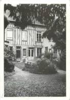 CPSM Illiers Combray-La Maison De Tante Léonie-La Façade Sur Le Jardin-Socièté Des Amis De Marcel Proust   L1271 - France