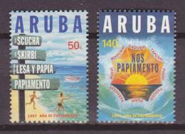 Aruba, 1997, Year Of Papiamento, MNH, *** - Andere