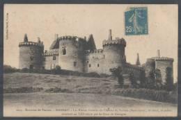 56 - SARZEAU - Les Ruines Féodales Du Château De Sucinio - David 1025 - Sarzeau